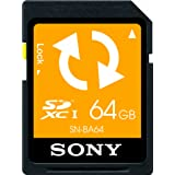 Sony 64GB Back Up SD Card (SNBA64)
