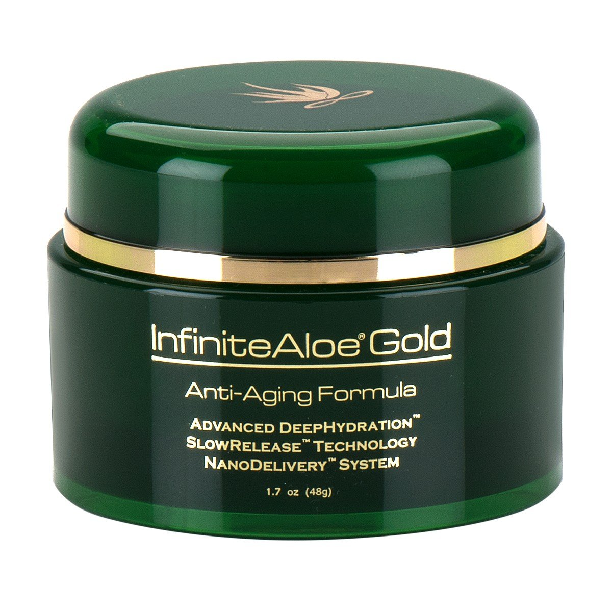 Infinite Aloe Gold Anti-Aging Formula 1.7 oz. Jar