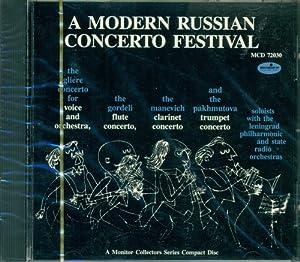 Modern Russian Concerto Festival