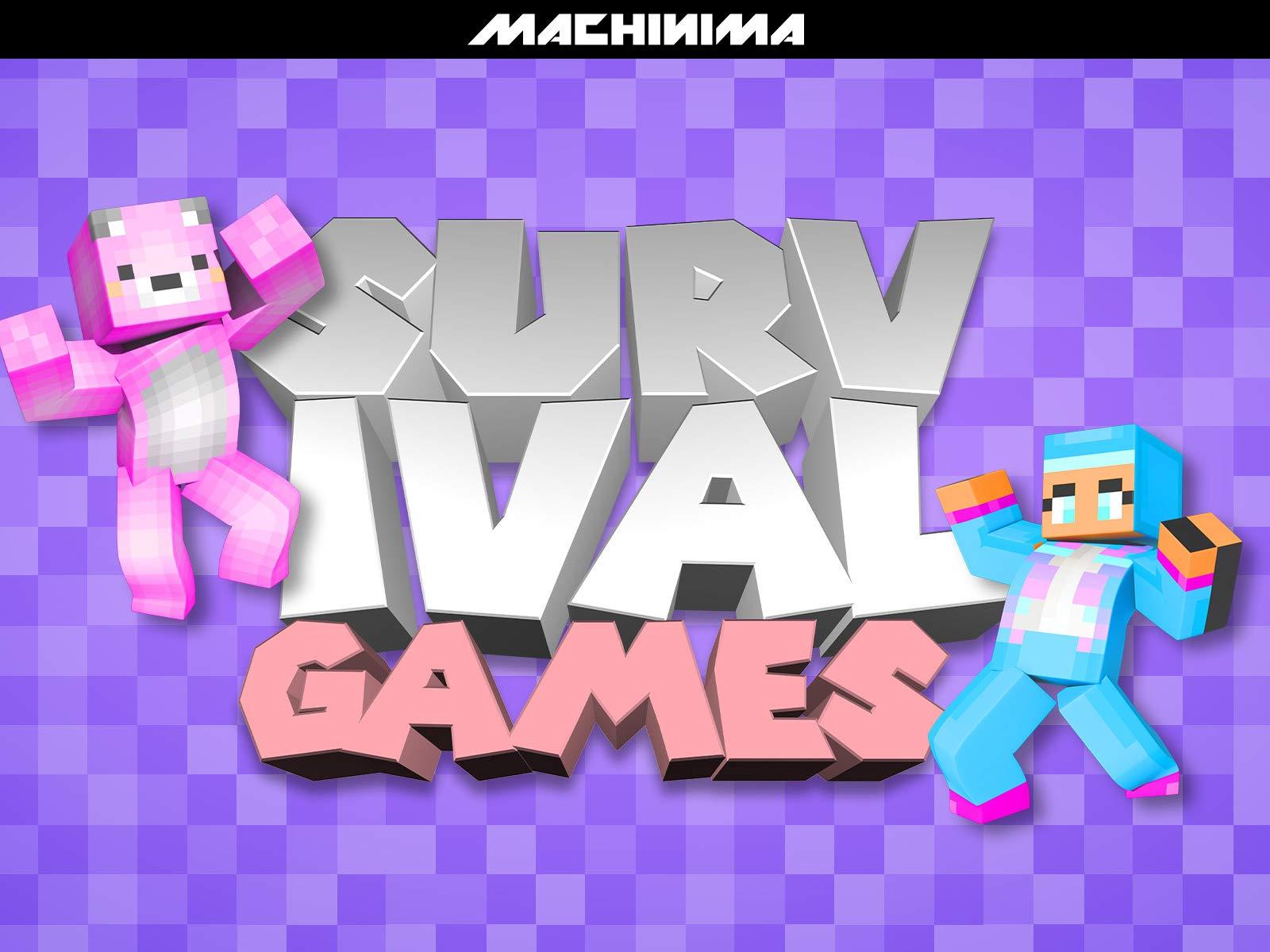 Clip: Survival Games on Amazon Prime Instant Video UK