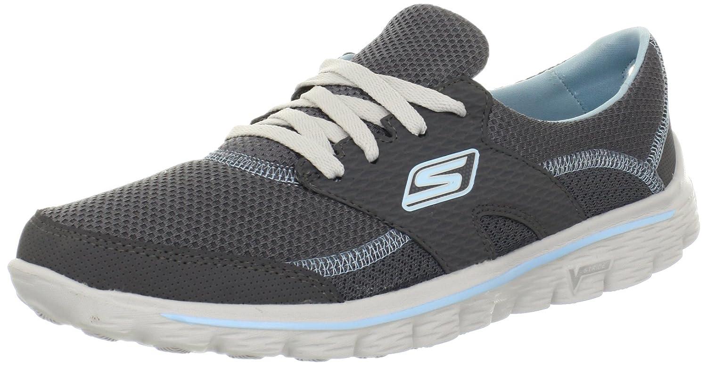 Skechers Women S Go Walk 2 Ampal Fashion Sneaker Perdana