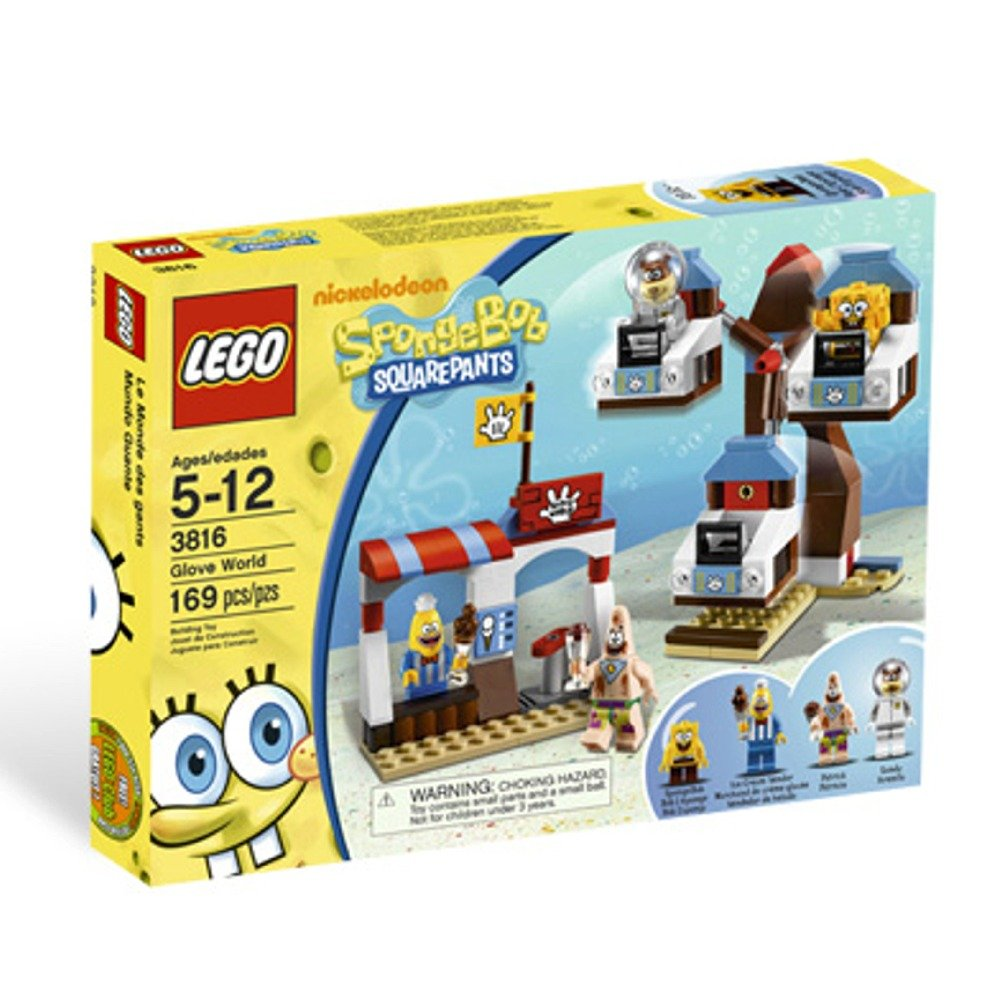 LEGO SpongeBob Glove World 3816 (japan import) online bestellen