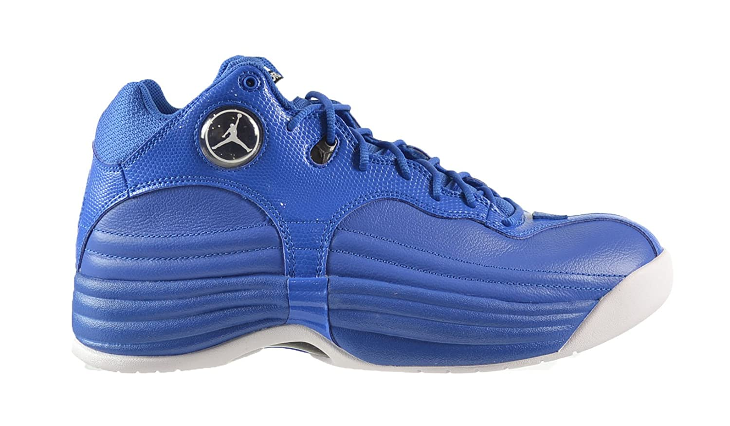 Amazon.com: Jordan Jumpman Team I Men Leather Basketball Shoe: Shoes