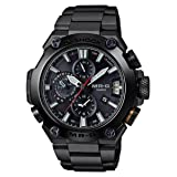 Casio G-Shock MR-G MRGG2000-CB1A Mens All Black Titanium Sapphire Crystal Tough Solar (Color: Black)