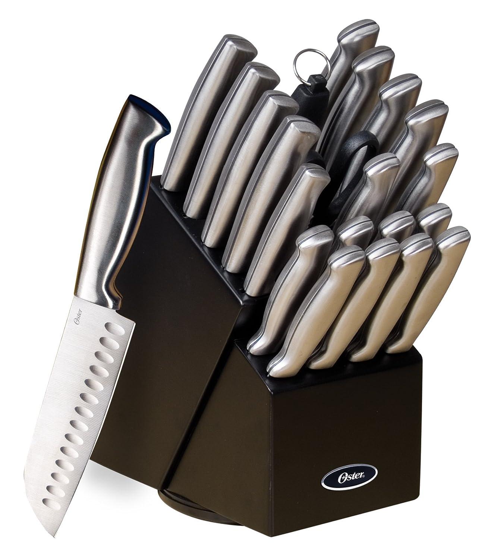 Baldwyn juego de cuchillos 22 piezas utensilios gibson - Juego de cuchillos de cocina ...