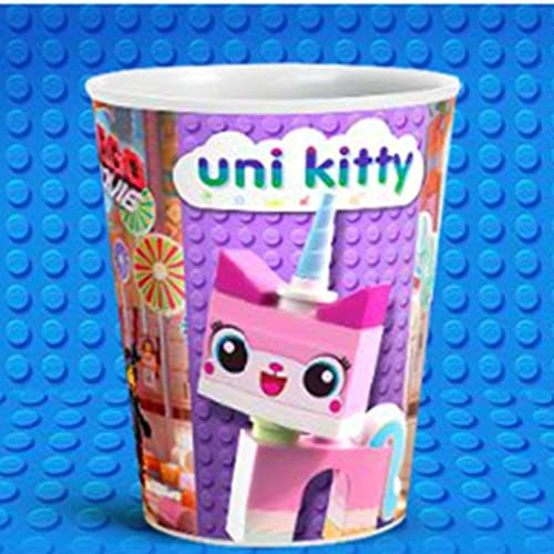 Lego Movie UniKitty #43 McDonalds Cup 2014