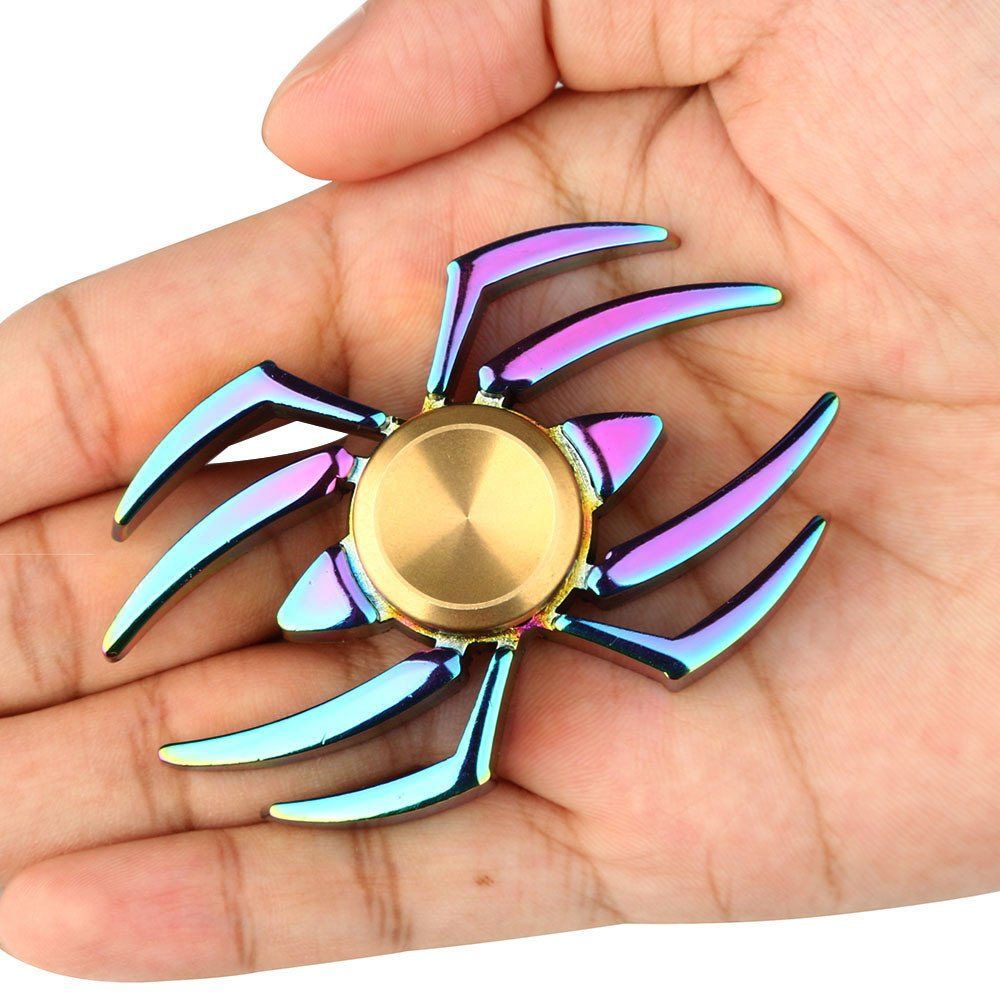 Spider Spinner Fidget Toy