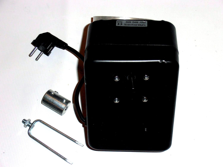 Grillmotor schwarz 16U/Min bis 30Kg Vorseason Angebot kaufen