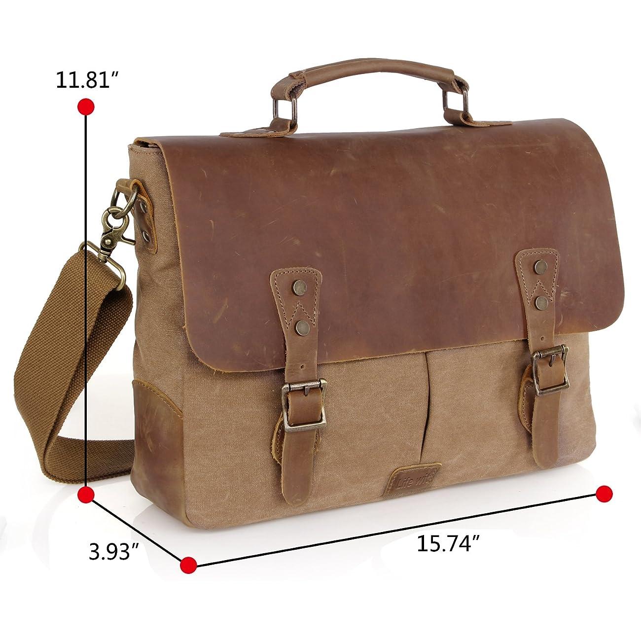 Langforth Genuine Leather Vintage 15.6 2