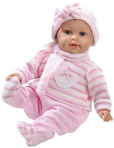 Arias - 65110 - Bébé qui pleure - Corps souple - 42 cm