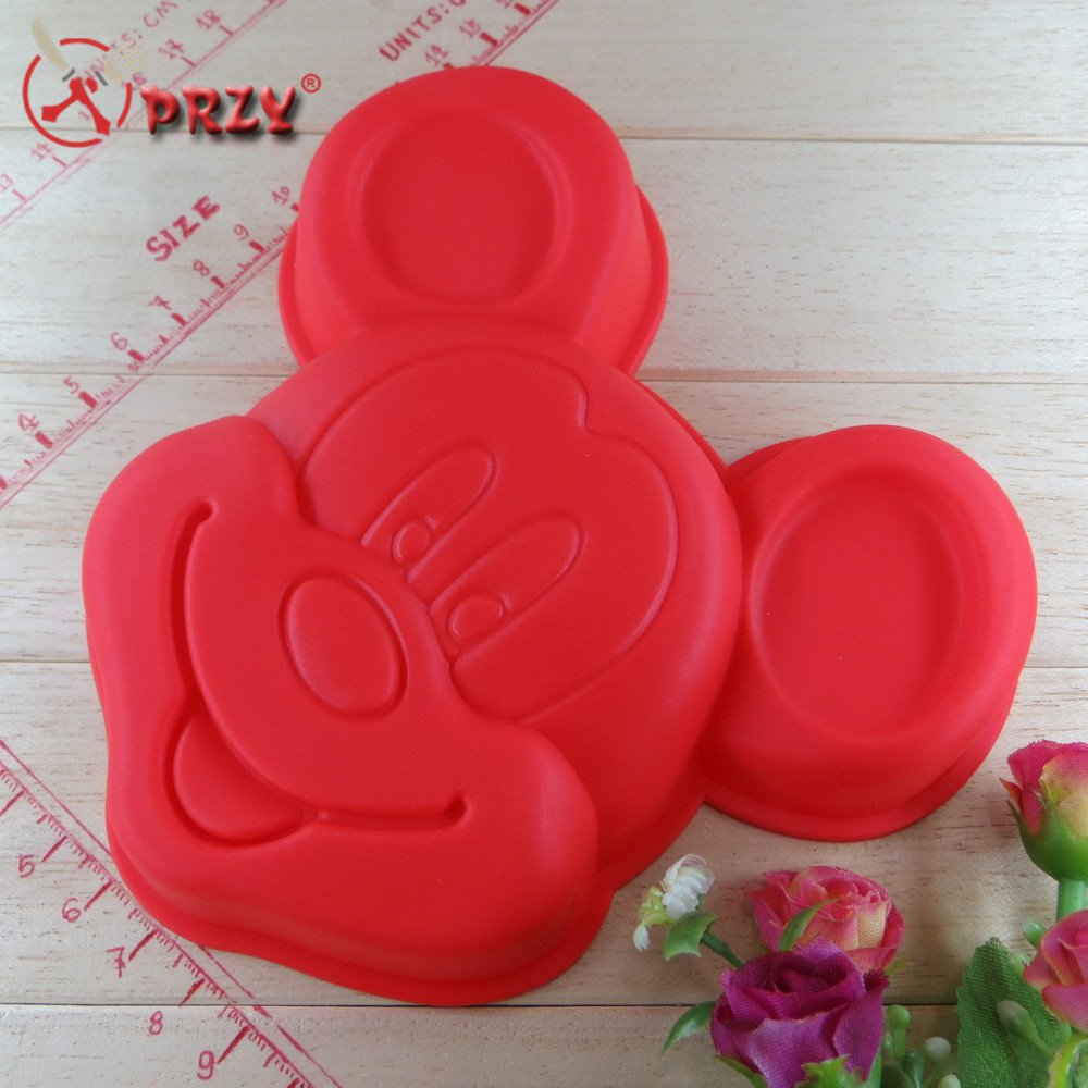 minnie mouse cake pan instructions