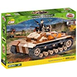 COBI Small Army STUG III AUSF. G Tank (Color: Multicolor)