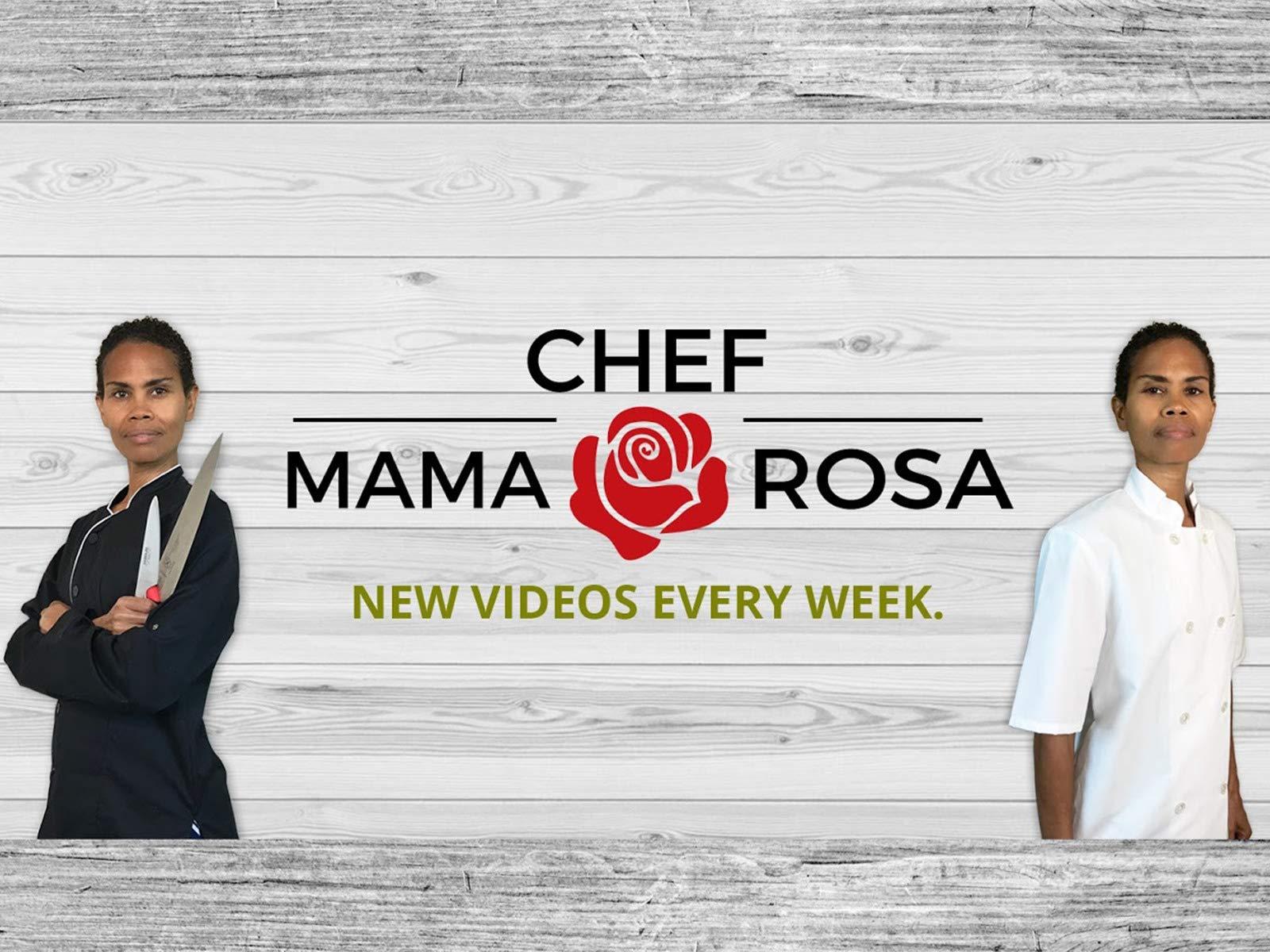 Chef Mama Rosa - Season 1