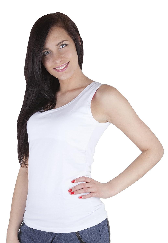 Stillmode Stillshirt / Stilltop / Still Tshirt / Unterhemd Baumwolle 3060