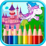 Coloring Book: Fairytales