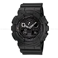 Casio G-Shock Military Style Watch - Shock Resistant, Magnetic Resistant