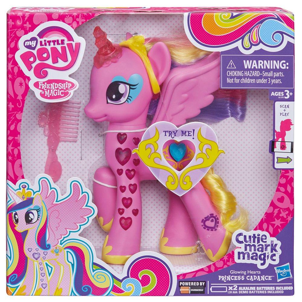 My Little Pony Cutie Mark Magic Glowing Hearts Princess Cadance Figur [UK Import] günstig kaufen