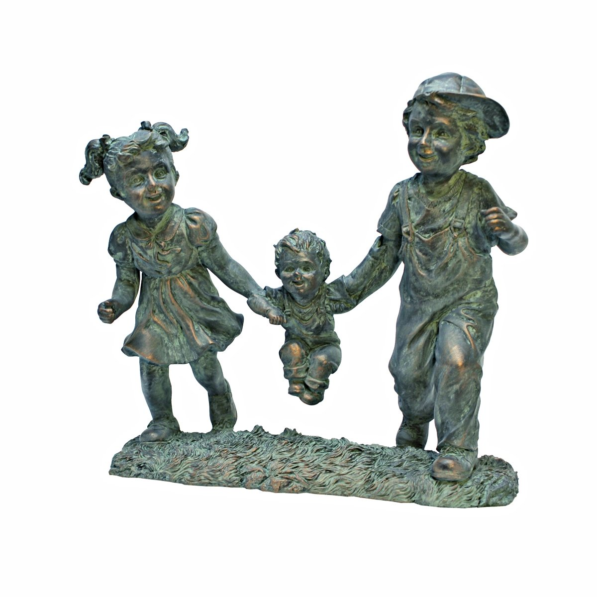 Boy Girl Statue:all Children Statues
