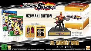 Naruto to Boruto Shinobi Striker Collector's Edition (PS4)
