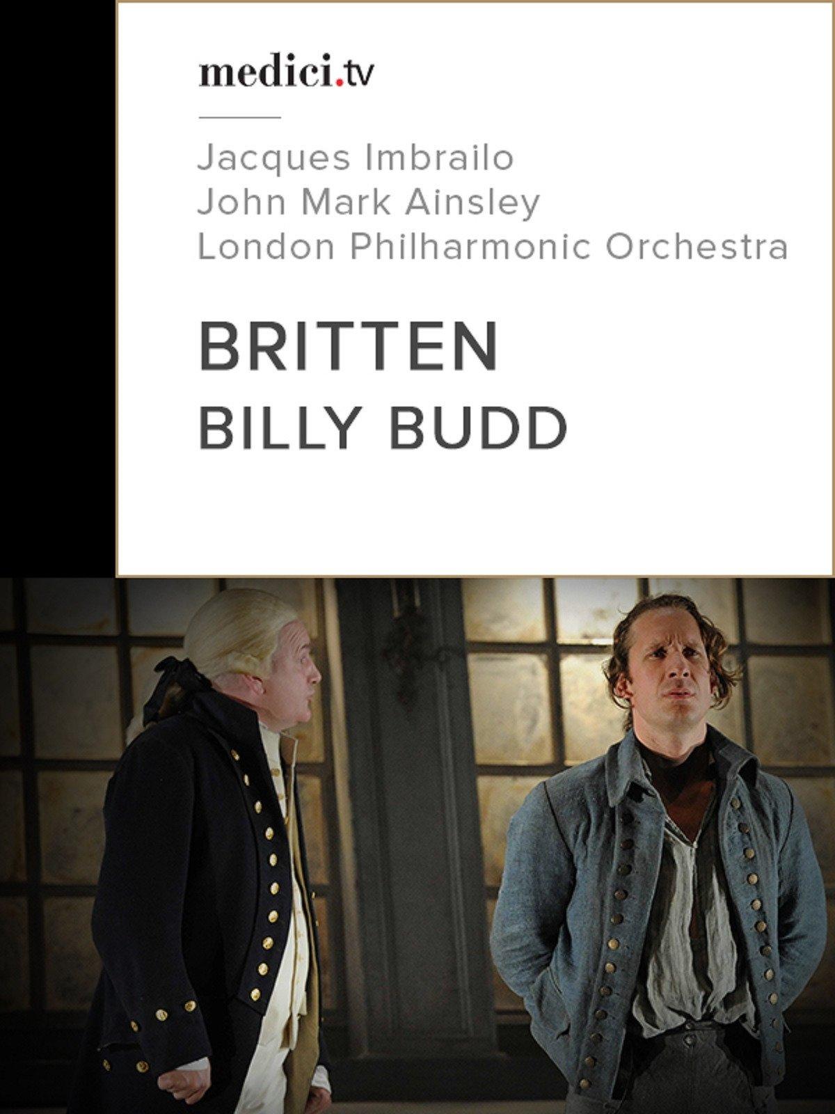 Britten, Billy Budd