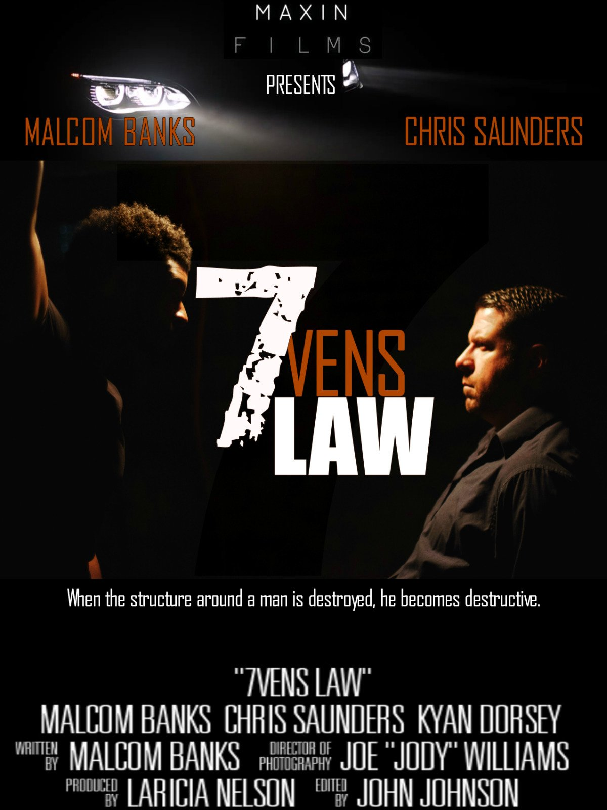 7vens Law on Amazon Prime Instant Video UK