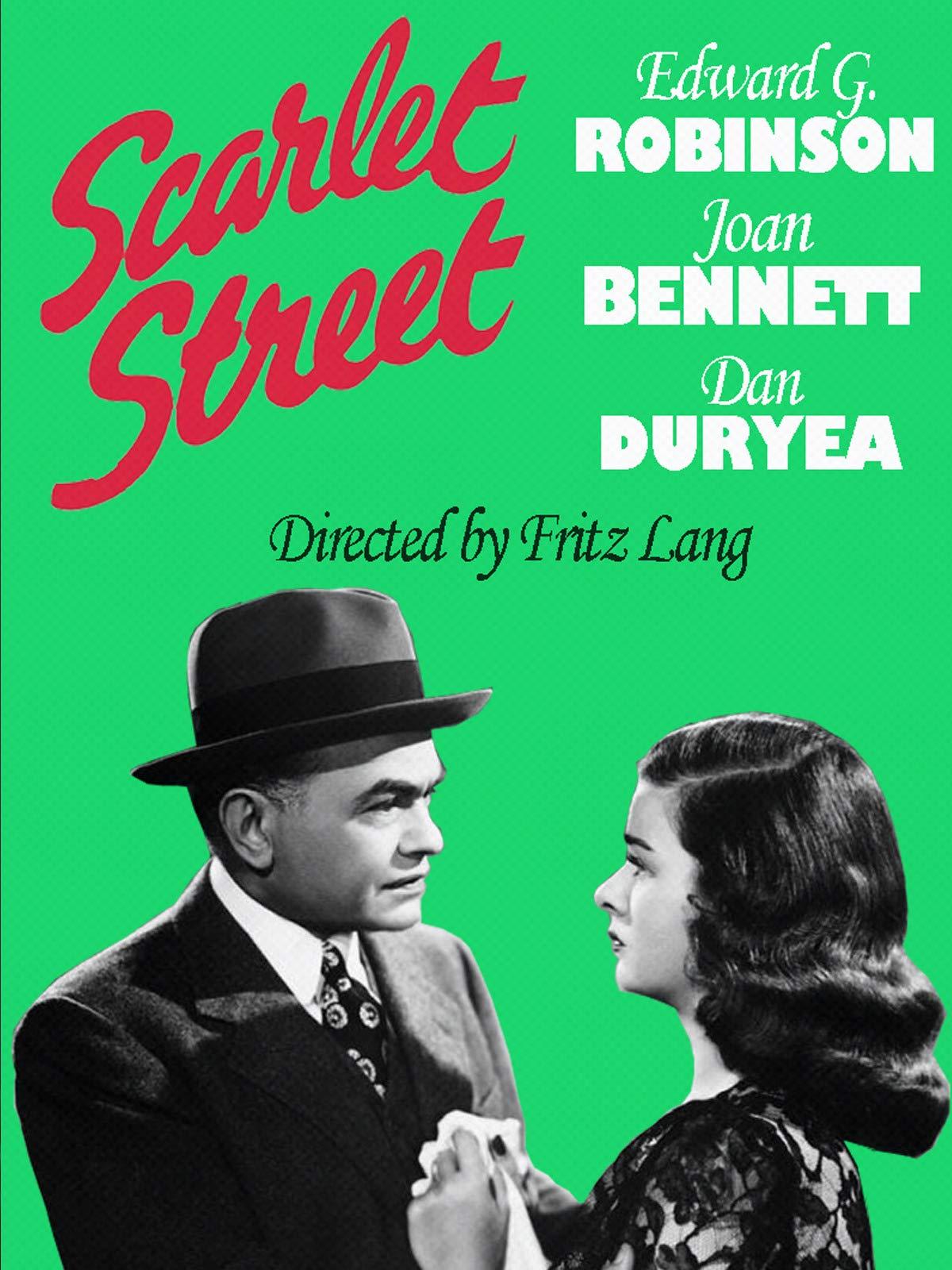 Scarlet Street on Amazon Prime Video UK