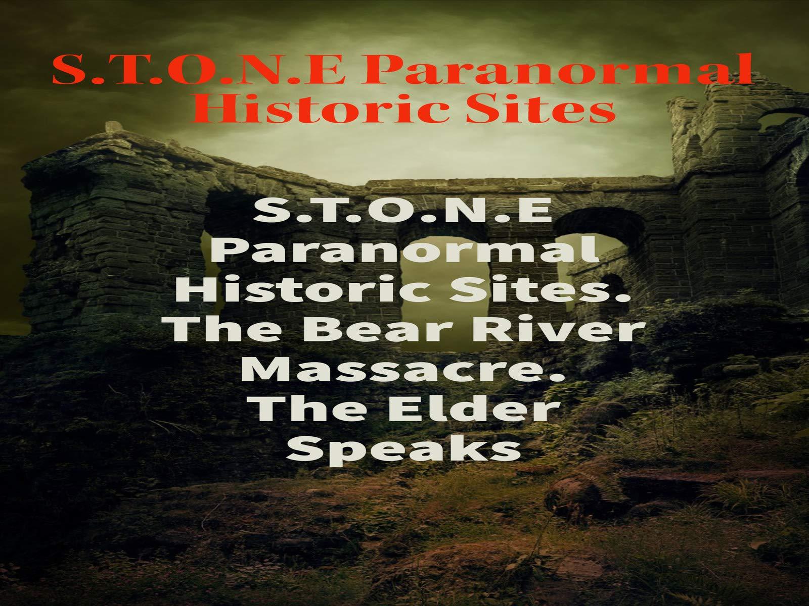 The Bear River Massacre A Elder Speaks on Amazon Prime Instant Video UK