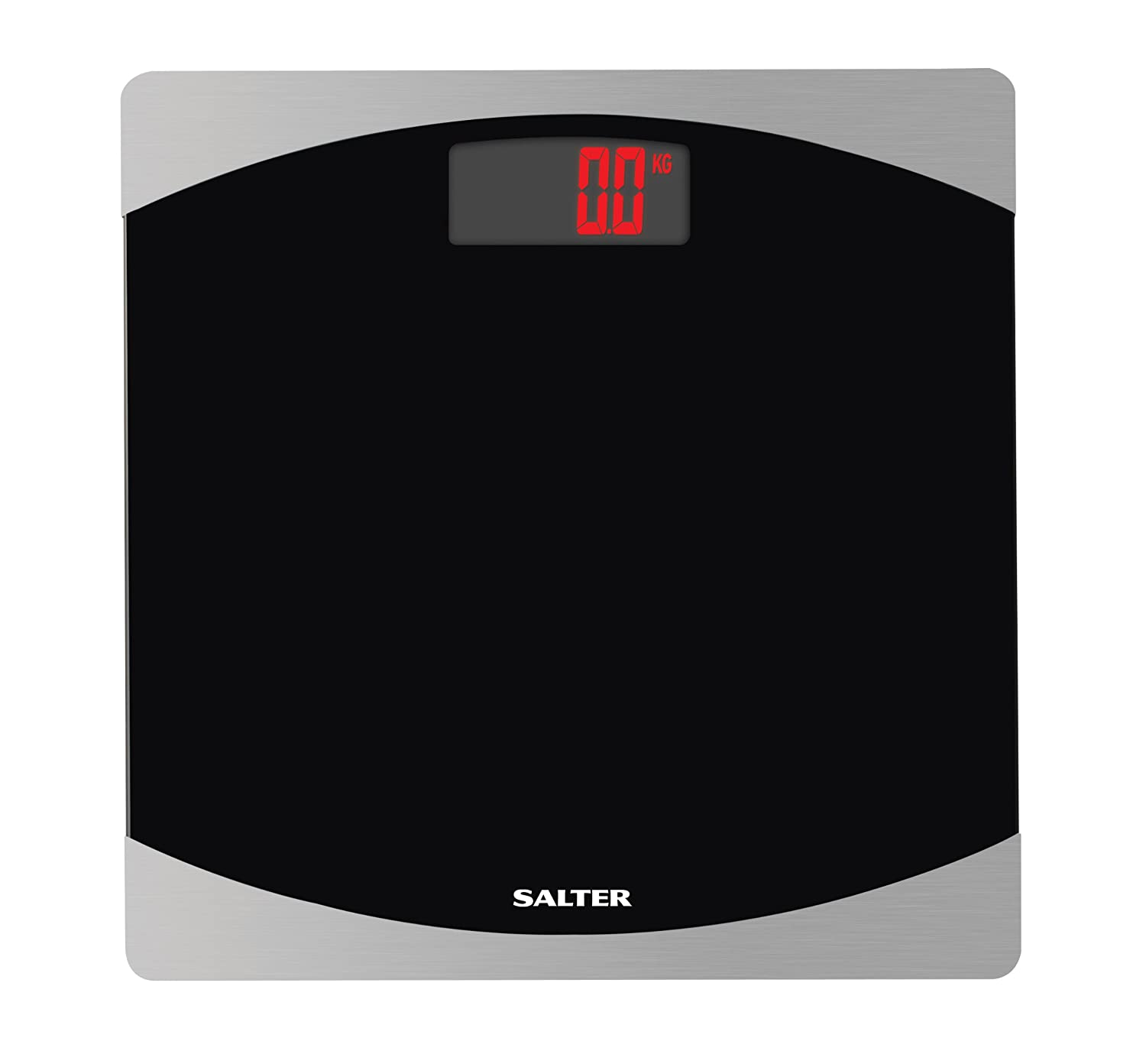 Salter Ultra Slim Glass Electronic Scale