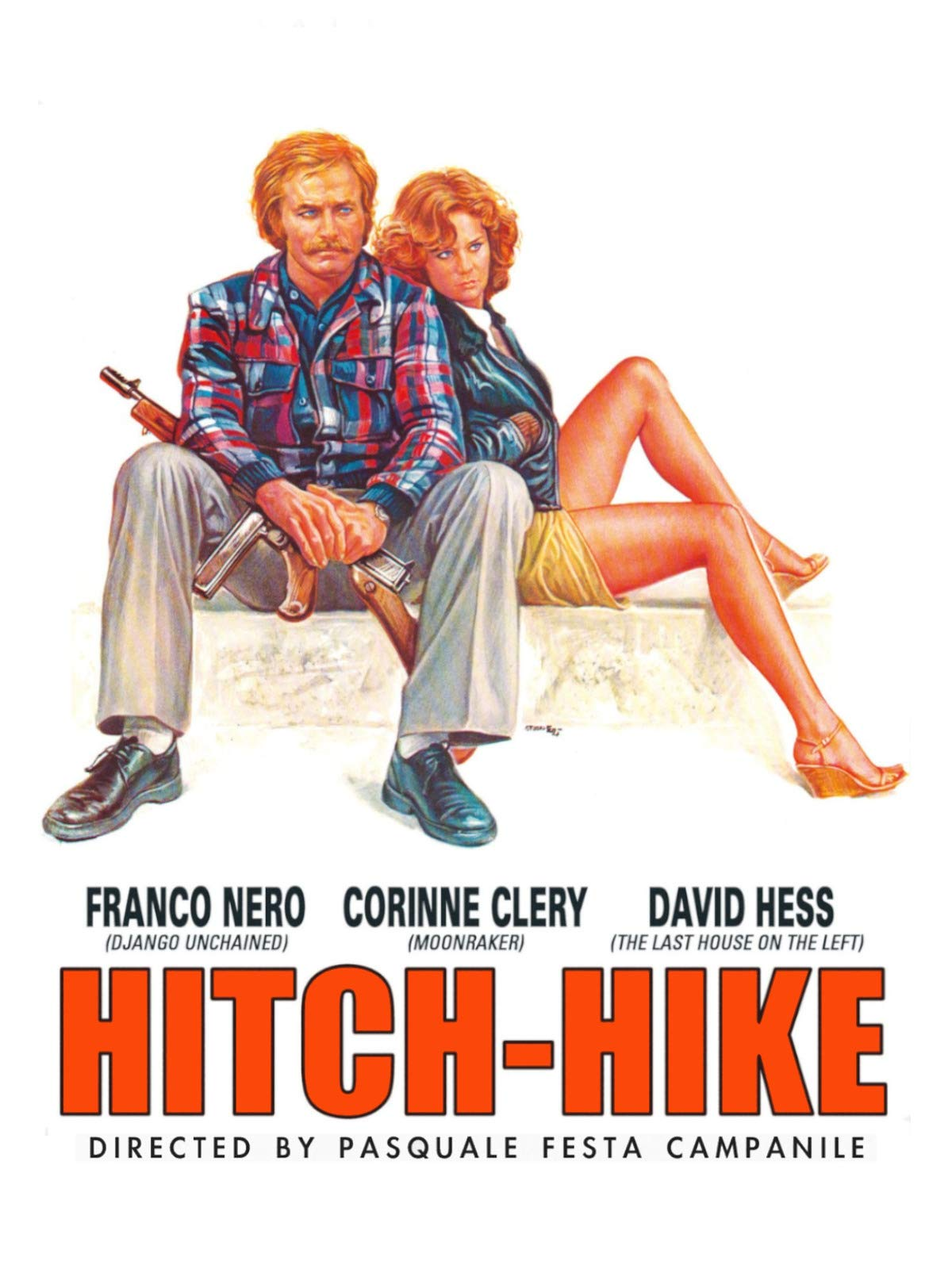 Hitch Hike on Amazon Prime Instant Video UK