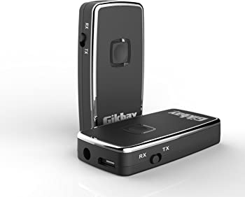Gikbay 2-in-1 Wireless Streaming Receiver Adapter