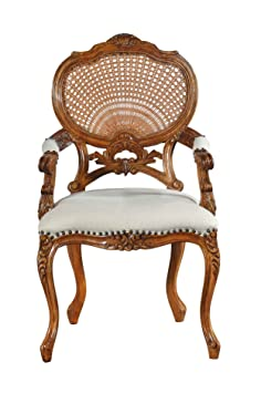 Hampton Rattan Chair