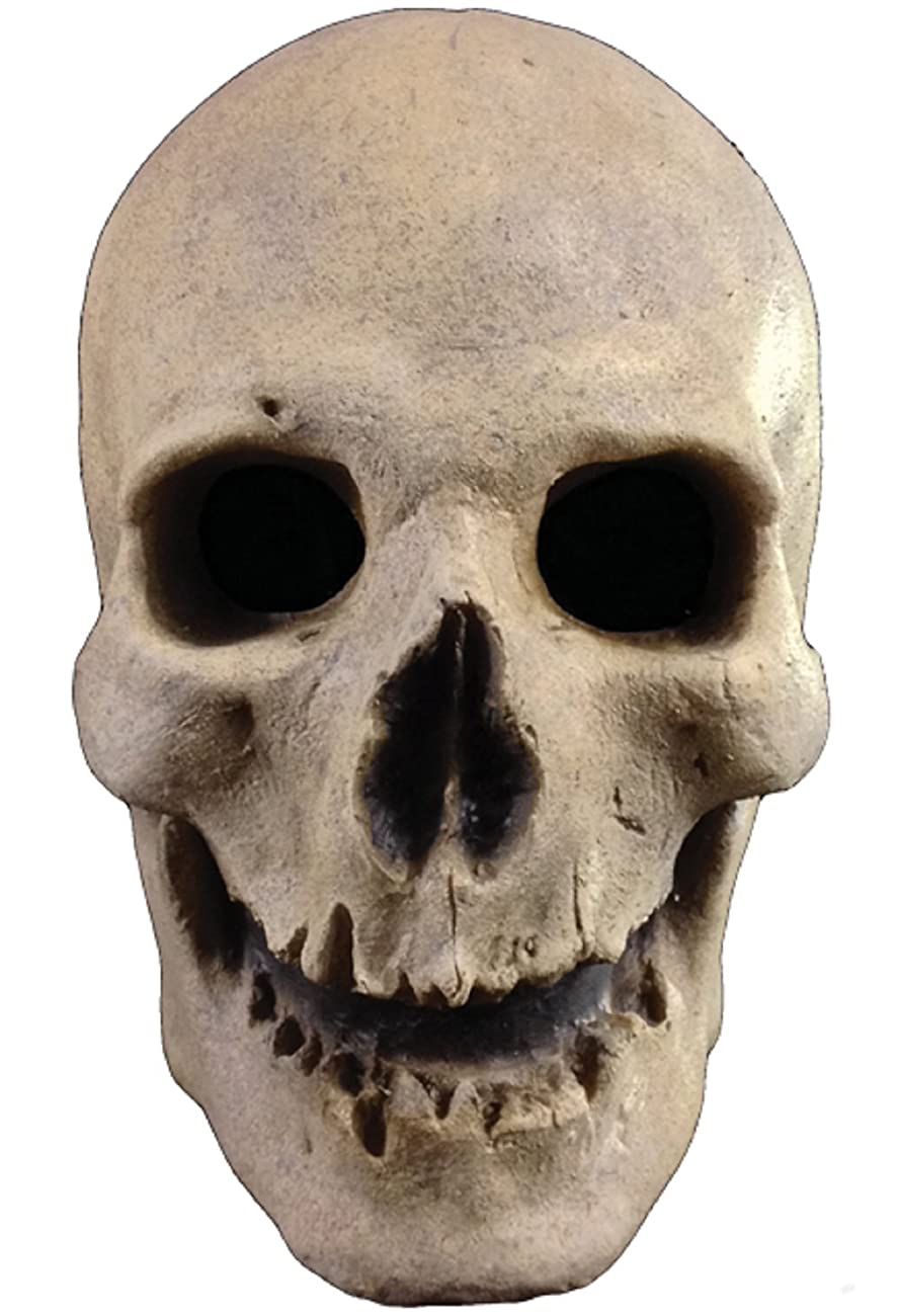 ANTIQUE SKULL HALLOWEEN MASK 0