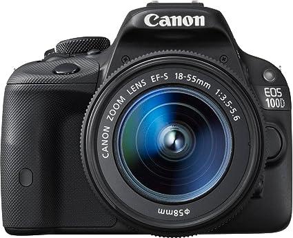 Canon 100D Appareil photo numérique Reflex 18 Mpix Noir