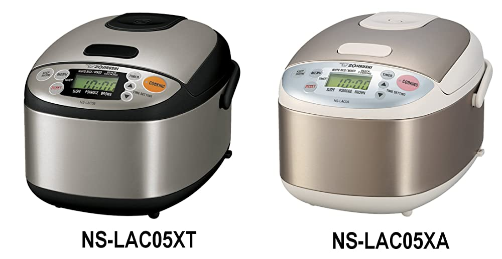 Zojirushi Micom 3-Cup Rice Cooker and Warmer via Amazon