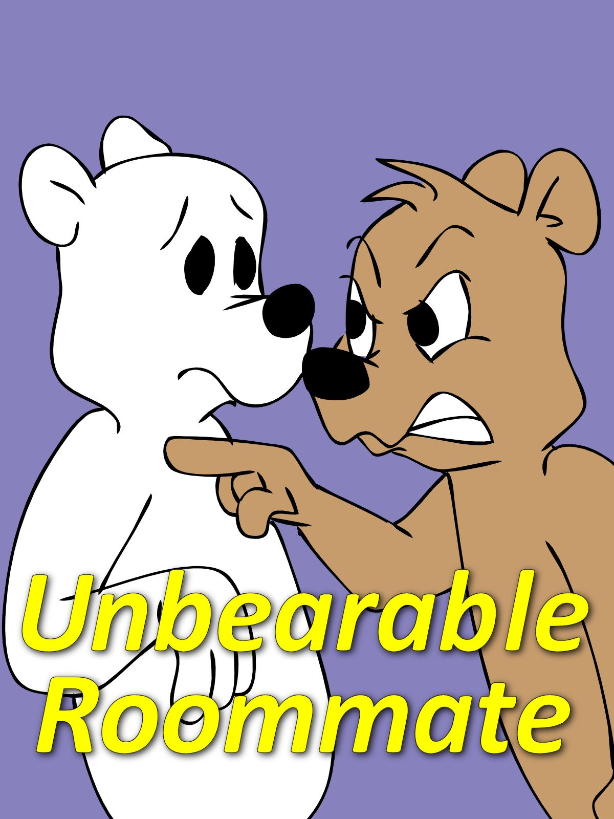 Unbearable Roommate on Amazon Prime Instant Video UK