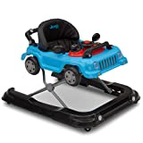 Jeep Classic Wrangler 3-in-1 Grow with Me Walker, Blue (Color: Blue)