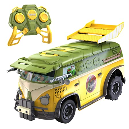 NIKKO 9045 R/C Teenage Mutant Ninja Turtle fête van