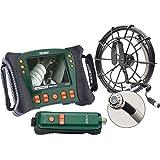 Extech HDV650W-30G Wireless Plumbing Video Scope Kit