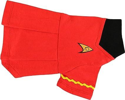 Star Trek Dog Toys Star Trek Uniform Dog Shirt