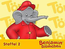 Benjamin Bl�mchen - Staffel 2