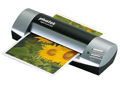 Plustek OptiCard 820 Scanner à plat A6 600 ppp x 600 ppp Hi-Speed USB