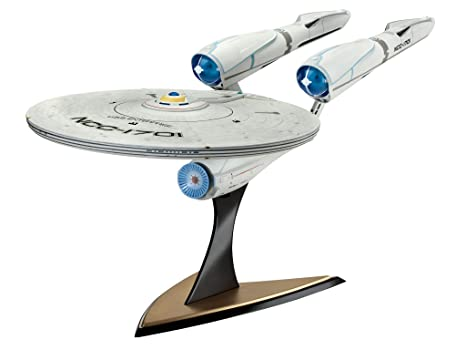 Revell - 04882 - Maquette - Vaisseau Spatial - Star Treck NCC Enterprise 1701 - 62 Pièces