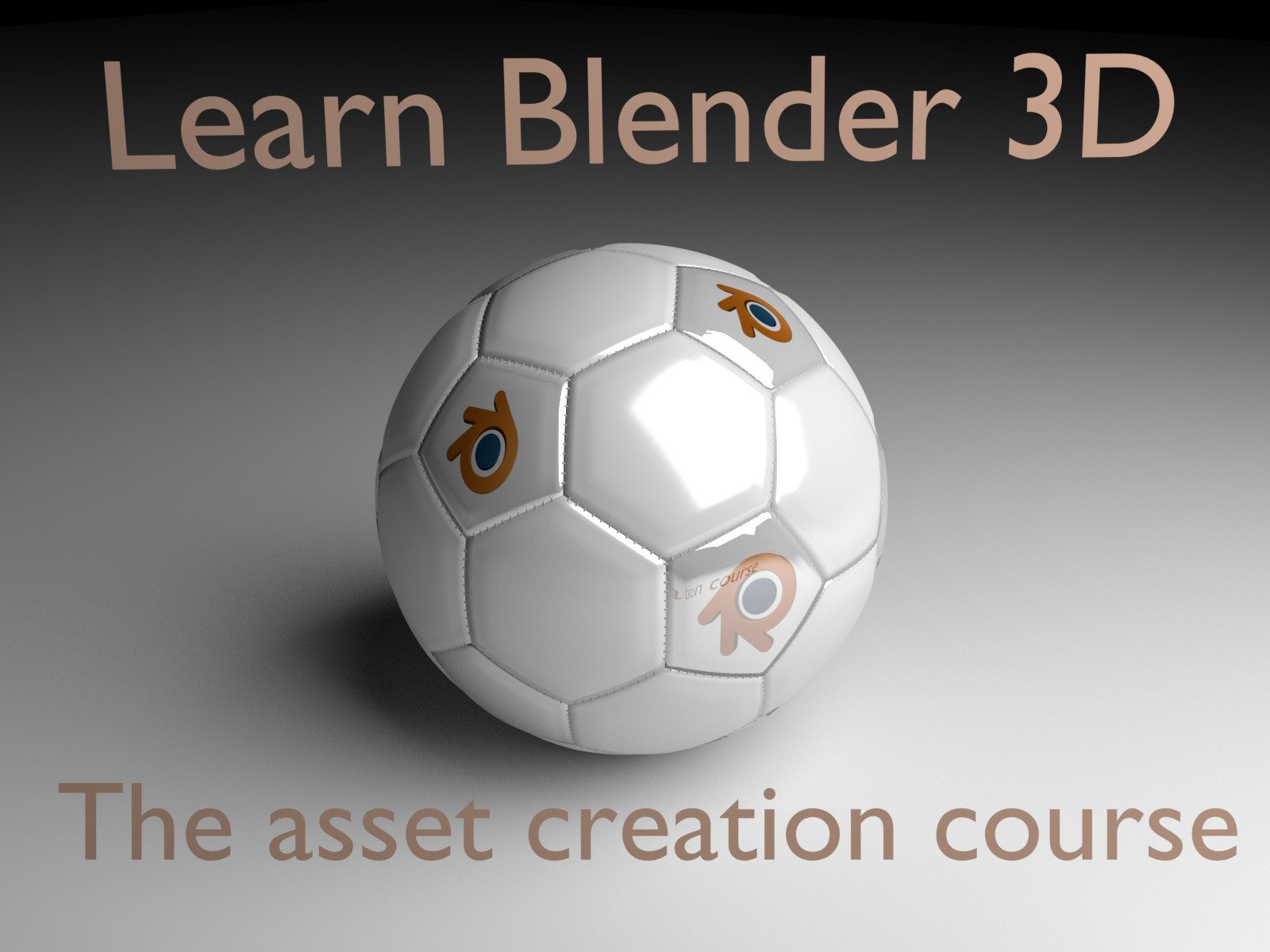 Learn Blender 3D - Season 1