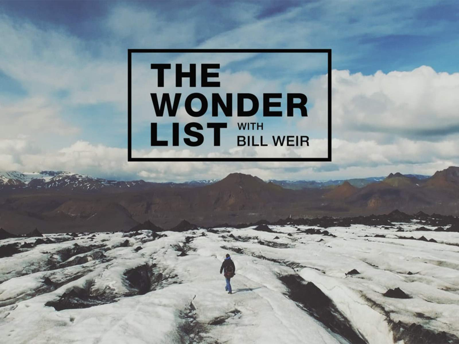 The Wonder List with Bill Weir on Amazon Prime Video UK