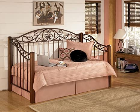Daybed by Ashley - Medium Brown Cherry (B429-80R)