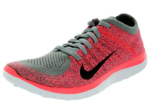 Womens Nike Free Flyknit 4.0 Running Shoes