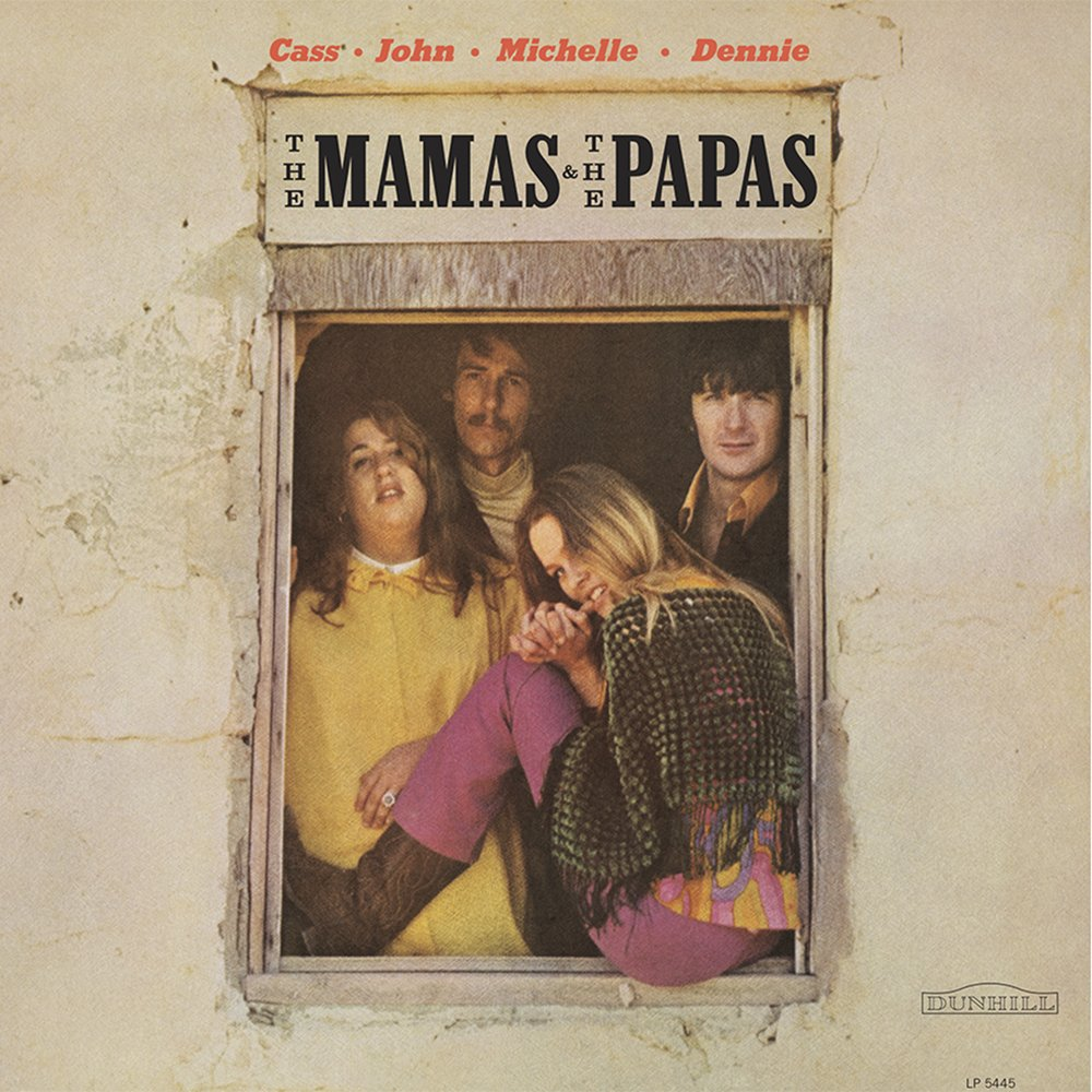 The Mamas & The Papas - For The Love Of Ivy / Strange Young Girls