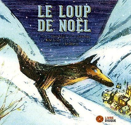 Le loup de Noël (CD + livre)