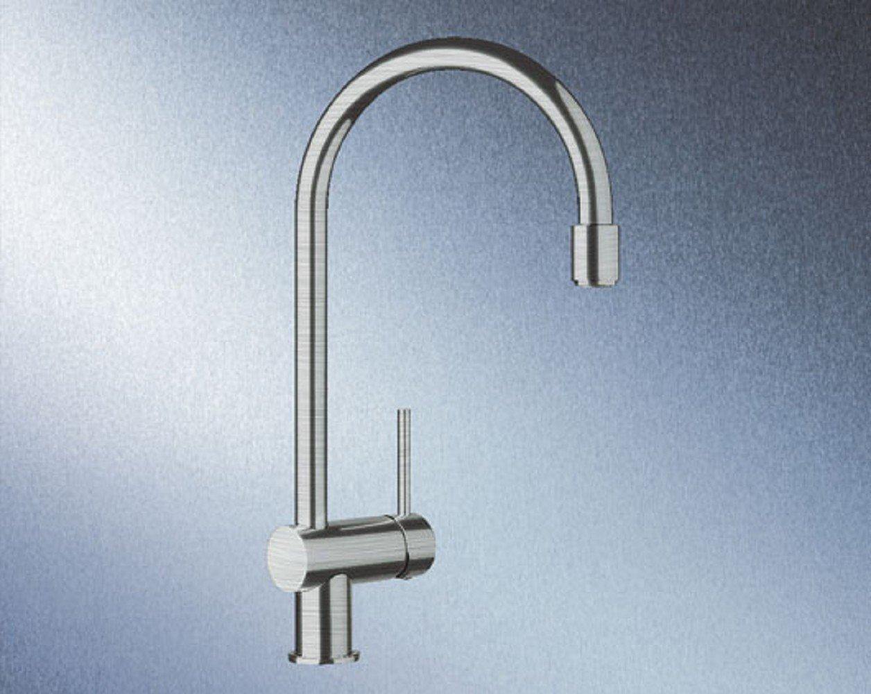 Blanco FiloS Edelstahl Küchenarmatur Hochdruck Wasserhahn Spüle Mischbatterie  BaumarktKundenbewertung und weitere Informationen