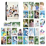 Kpop BTS Bangtan Boys WINGS Photo Postcard Lomo Cards Set Gift for A.R.M.Y (1.H07)
